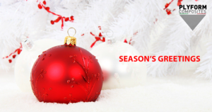 Season's Greetings from Plyform!